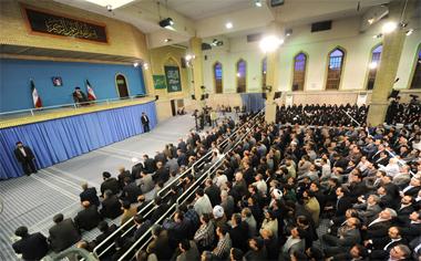 باید عظمت و هیبت ملت ایران محفوظ بماند