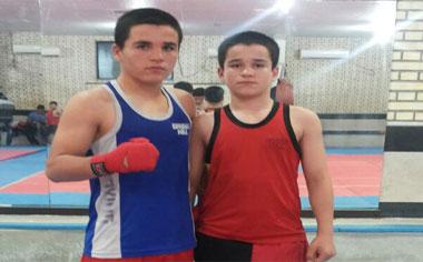 کسب مدال برنز مسابقات بوکس نوجوانان آسیا توسط ورزشکار قهاوندی