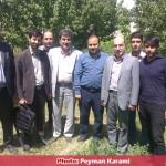 نشست صمیمی فرماندار همدان با خبرنگاران (7)