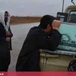 استقبال از شهدای گمنام روستای عبدالرحیم قهاوند (3)