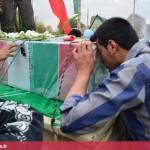استقبال از شهدای گمنام روستای عبدالرحیم قهاوند (9)