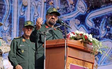 سردار همدانی در سوریه به شهادت رسید تا ناامنی به تهران نرسد