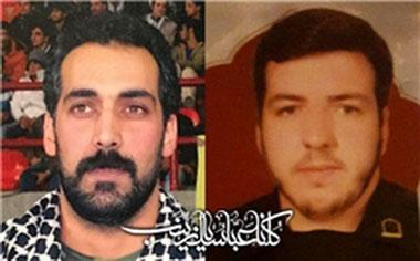 دو بسیجی همدانی مدافع حرم حضرت زینب (س) در سوریه به درجه رفیع شهادت نائل آمدند