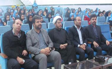 برگزاری کارگاه آموزشی پدافند غیر عامل در قهاوند