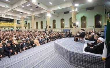 امت اسلامی تمدن نوین اسلامی را پایهریزی کند