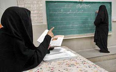 در قهاوند میانگین سوادآموزی ۱۰۳ درصد بوده است