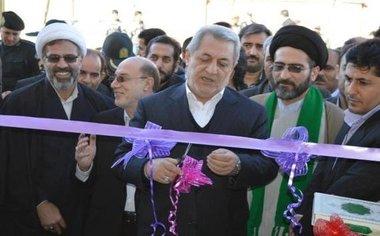 ساختمان دفتر امام جمعه منطقه قهاوند افتتاح شد