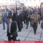 افتتاح ساختمان جدید شهرداری شهر قهاوند (2)