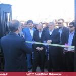 افتتاح ساختمان جدید شهرداری شهر قهاوند (3)