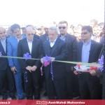 افتتاح ساختمان جدید شهرداری شهر قهاوند (4)