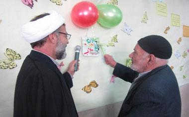 زنگ انقلاب در مدارس منطقه قهاوند نواخته شد