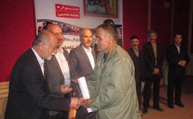 هجدهمین جشنواره خیرین مدرسه ساز منطقه قهاوند برگزار شد