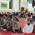 مراسم احیای شب نوزدهم رمضان 95 در قهاوند (2)