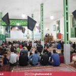 مراسم احیای شب نوزدهم رمضان 95 در قهاوند (4)