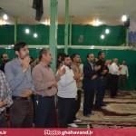 مراسم احیای شب نوزدهم رمضان 95 در قهاوند (5)