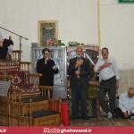 مراسم احیای شب نوزدهم رمضان 95 در قهاوند (6)