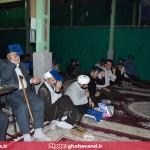 مراسم احیای شب نوزدهم رمضان 95 در قهاوند (7)