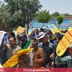راهپیمایی روز قدس در قهاوند (3)