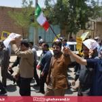 راهپیمایی روز قدس در قهاوند (5)