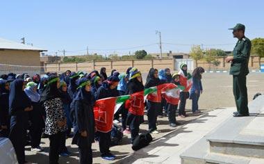 هفته دفاع مقدس سند مظلومیت و در عین حال عزت و اقتدار ایران اسلامی است
