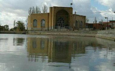 مجموعه تصاویر هوایی کم نظیر از روستای هیزج منتشر شد