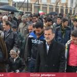 راهپیمایی یوم الله 22 بهمن در قهاوند (4)