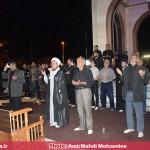 مراسم شب های قدر در شهر قهاوند (11)