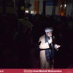 مراسم شب های قدر در شهر قهاوند (3)