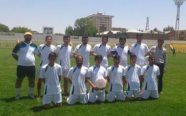 کسب مقام چهارم و کاپ اخلاق مسابقات فریزبی استان همدان توسط تیم جوانان قهاوند