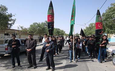 """همایش بزرگ """"احلی من عسل"""" با حضور دانش آموزان قهاوندی برگزار شد"""
