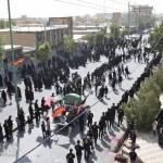 عزاداری مردم قهاوند در تاسوعا و عاشورای حسینی (13)