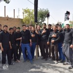 عزاداری مردم قهاوند در تاسوعا و عاشورای حسینی (14)