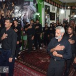 عزاداری مردم قهاوند در تاسوعا و عاشورای حسینی (3)