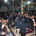 عزاداری مردم قهاوند در تاسوعا و عاشورای حسینی (5)
