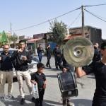 عزاداری مردم قهاوند در تاسوعا و عاشورای حسینی (9)