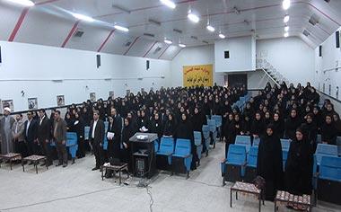 یادواره ۱۴ شهید دانش آموز منطقه قهاوند برگزار شد