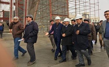 در ورودی شهر قهاوند و فامنین ایستگاه راه آهن ایجاد خواهد شد