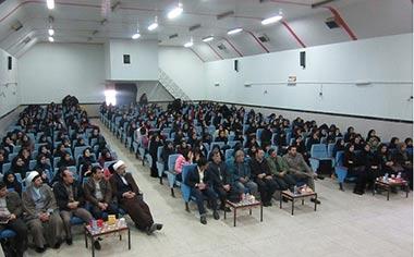 همایش پیشگیری از آسیب های اجتماعی قهاوند برگزار شد