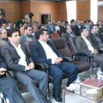 آیین تکریم ومعارفه رئیس دادگستری شهرستان کامیاران برگزار شد (1)
