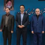آیین تکریم ومعارفه رئیس دادگستری شهرستان کامیاران برگزار شد (4)