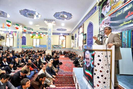 گزارش سفر یکروزه استاندار همدان به منطقه قهاوند + اینفوگرافیک